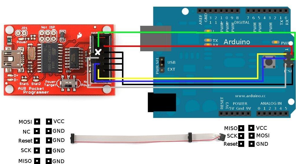 Reinstalando El Bootloader De Tu Arduino Arduino Cl