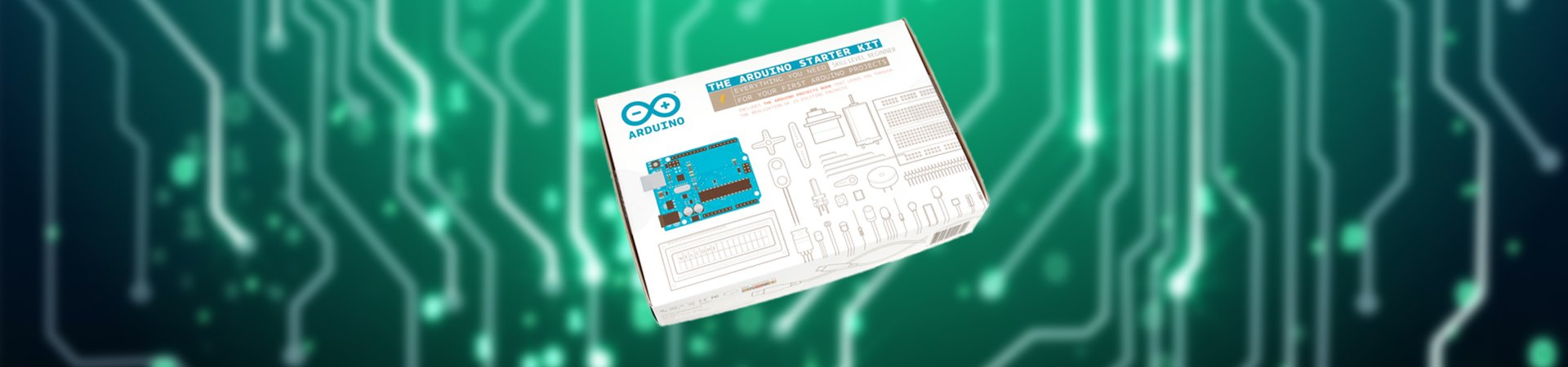 Arduino starter kit cl