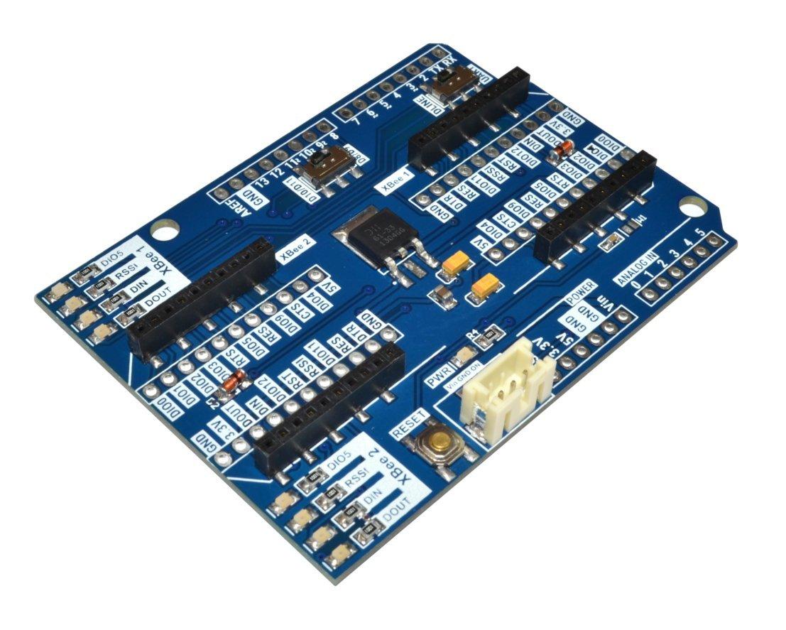 Arduino Zigbee Gateway: Use pcduino uno and board as zigbee gateway ...