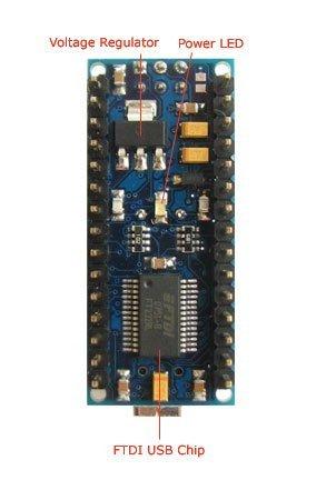 Arduino Nano Arduino Cl Plataforma Open Source Para El