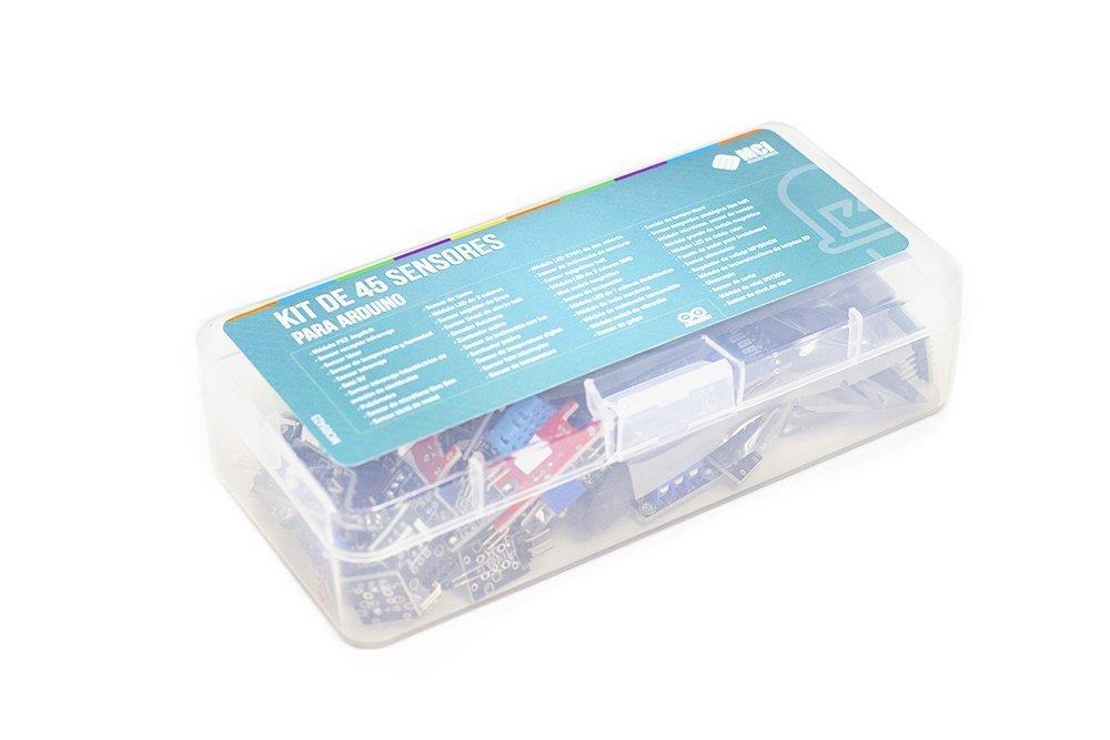 Kit De 45 Sensores Para Arduino