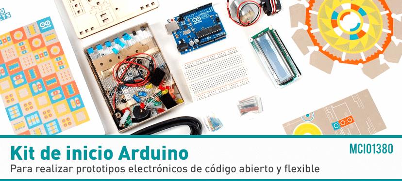 Arduino starter kit en español