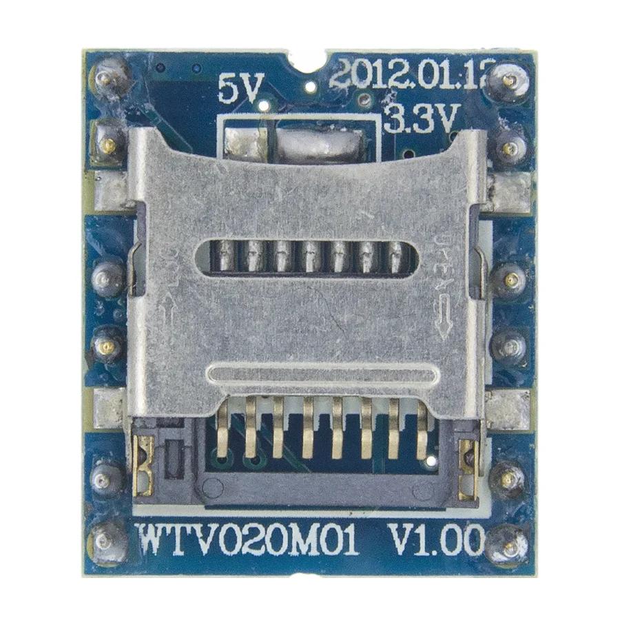 modulo reproductor de audio
