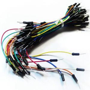 Cables Dupont para Protoboard M/M