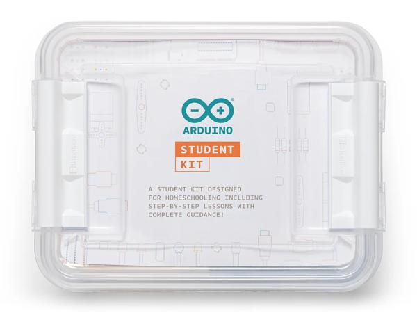 arduino kit de alumnos